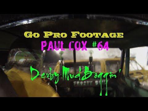 *PAUL COX GOPRO in DEMO DERBY!!* Wash Co.Utah 2017