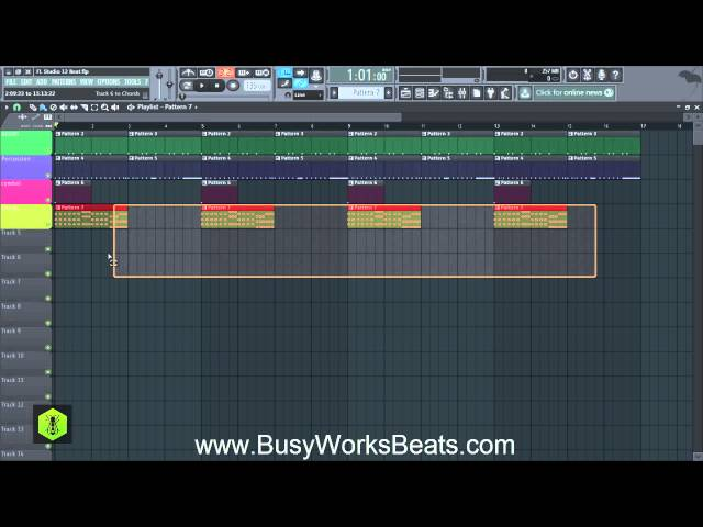 FL Studio 12 Beginner's Trap Beat Tutorial   Part 2 Chords