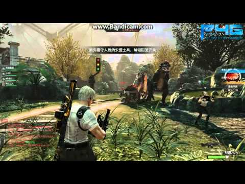 (P4G) Play Walkthrough - BlackFire จีน โหมดใหม่ Large Dragon Valley