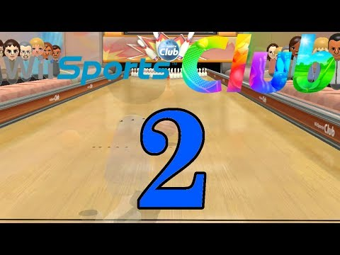 Wii Sports Club - Gameplay (Online) [Part 2 - Bowling - 100-Pin Game]