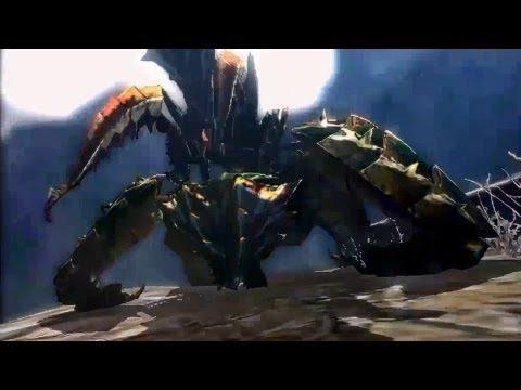 魔物猎人4-MH4 & GYAKUTEN5 Direct 最新宣传影片