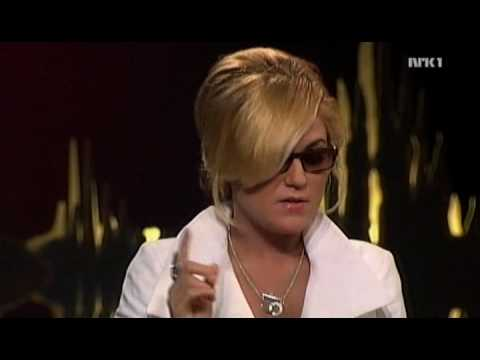 "Melody Gardot on ""Skavlan"", Sept. 25, 2009 (conversation part)"