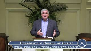 Guntersville Church of Christ May 3, 2020