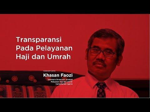 #ReformisOGI - Keterbukaan Pemerintah Dalam Pengelolaan Haji dan Umroh
