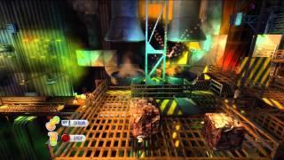 Історія Іграшок 3 -Звалище Сміття, Треш