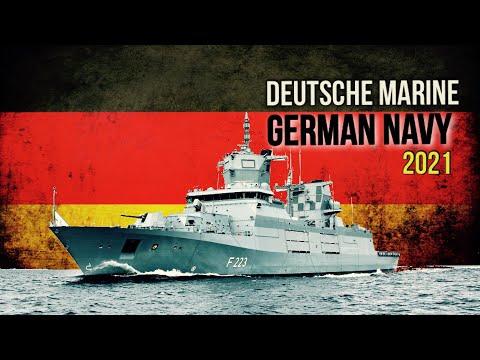 NAVAL POWER 2021-German Navy/Deutsche Marine
