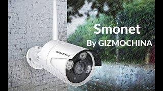 Smonet Security Camera System Review