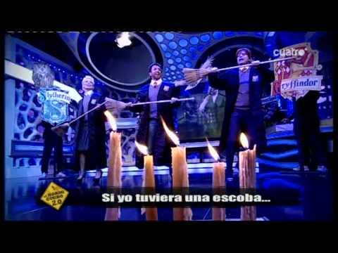 EL HORMIGUERO: HARRY POTTER, EL MUSICAL (CON SORAYA)