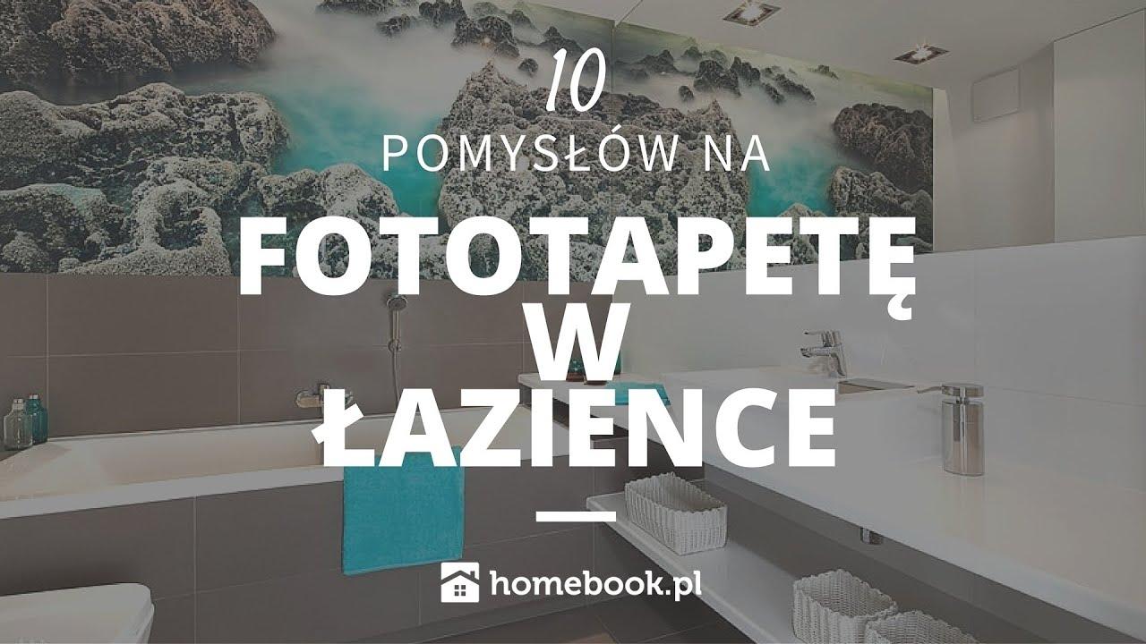 Jaką Fototapetę Do łazienki Wybrać 10 Pomysłów Aranżacja Wnętrz Projekty