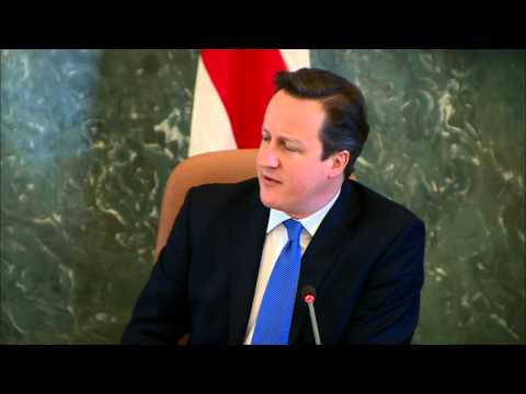Rennard claims 'need to be taken seriously' says Cameron