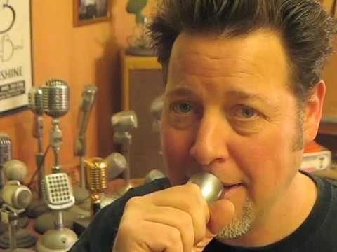 1960s Sonotone/Voice Of Music Ceramic Vocal Harp Bullet Mic