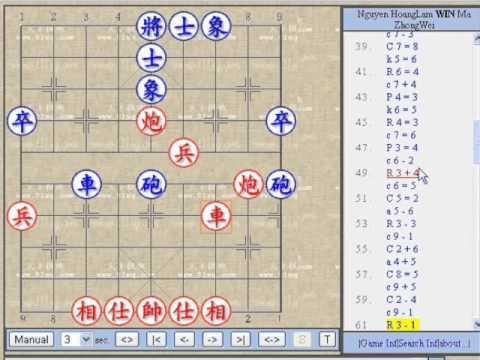 Nguyen HoangLam vs Ma ZhongWei.wmv