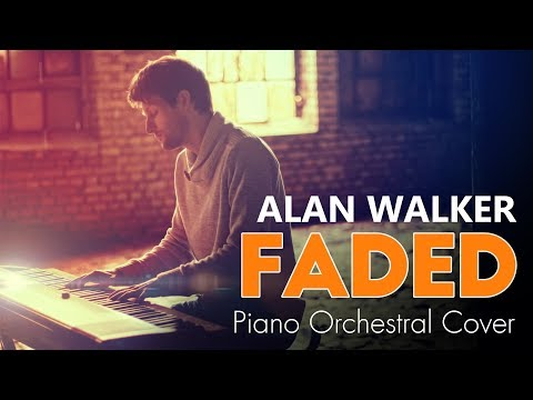 Faded - Alan Walker Piano Orchestral Cover Mathias Fritsche