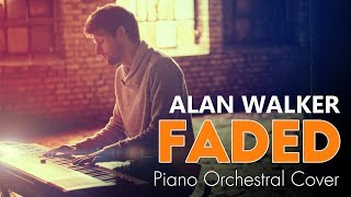 Download Faded - Alan Walker (Piano Orchestral Cover Mathias Fritsche) Mp3 and Videos