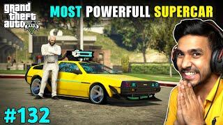 STEALING MAFIA'S MOST POWERFULL CAR   GTA V GAMEPLAY #132 Thumb
