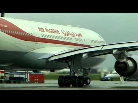Atterrissage air algerie tlemcen doovi for Air algerie vol interieur