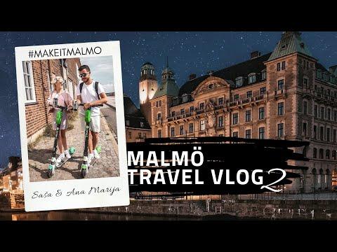 Malmö travel vlog 2 | ŠVEDSKA FIKA #makeitmalmo