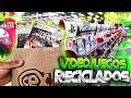 ¡Comprando videojuegos reciclados! | Y Nos roban en Neza... X´D