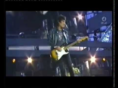 Rolling Stones: TV report Gothenburg (A Bigger Bang Tour)