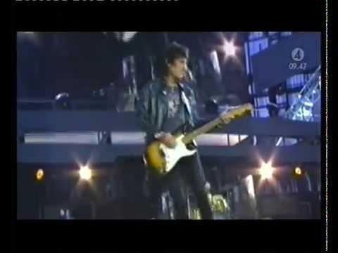 Rolling Stones: TV report Gothenburg (A Bigger Bang Tour)