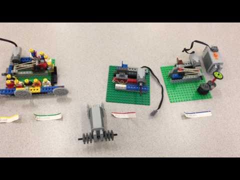 Whitehouse School - Conveyor Belt Models