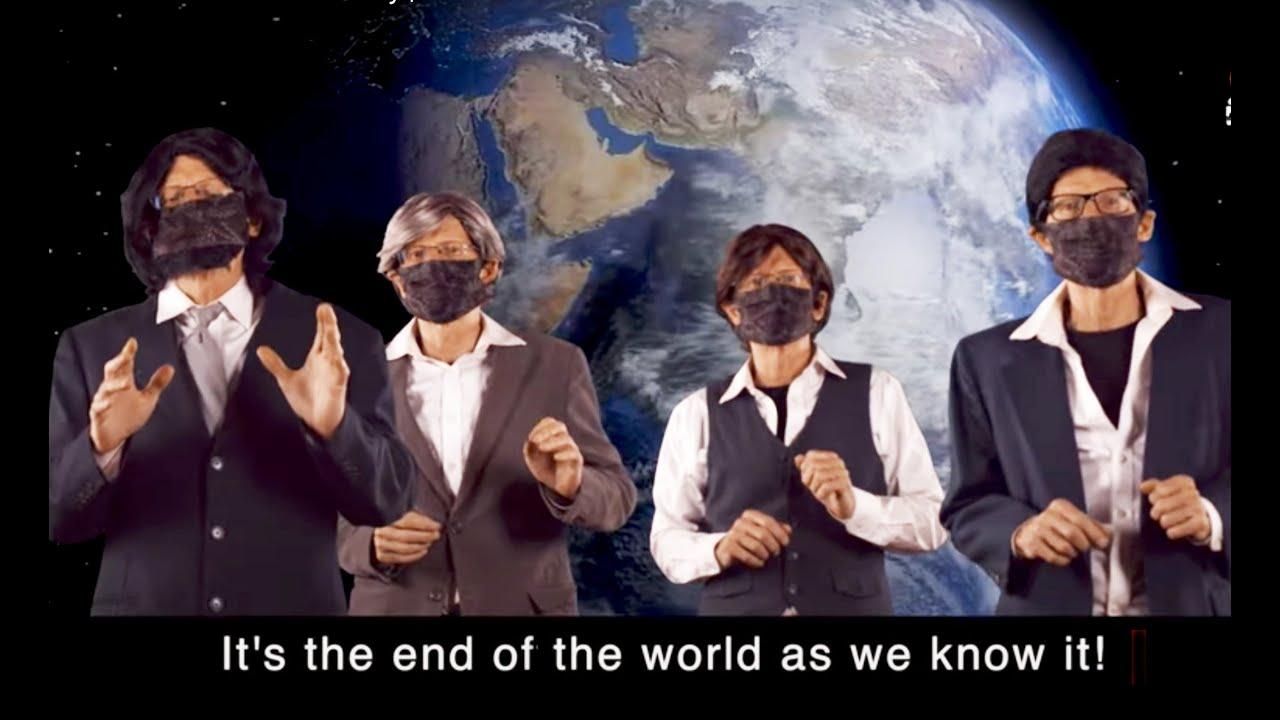 END OF THE WORLD - a Parody | Don Caron