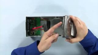Newer Technology Guardian MAXimus Enclosure: Drive Installation