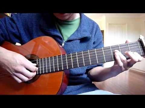 Guitar Tutorial When We Stand Together Nickelback Verse And