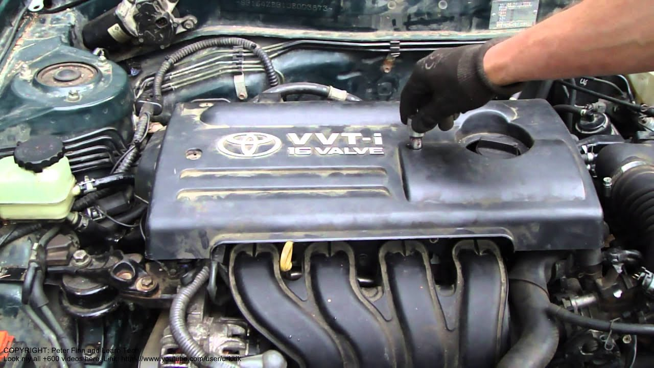 How To Replace Plastic Engine