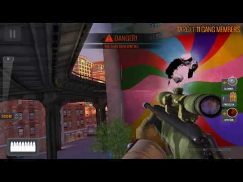 Sniper 3D Assassin NEW MADISON Spec Ops Mission #5 - Clearing the Bridge