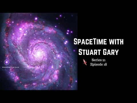 Neutron stars confirmed as sources of ultraluminous X-rays - SpaceTime with Stuart Gary S21E18