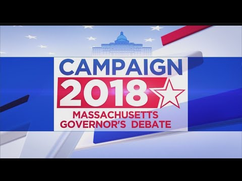 Watch Complete WBZ Governor's Debate From October 9, 2018
