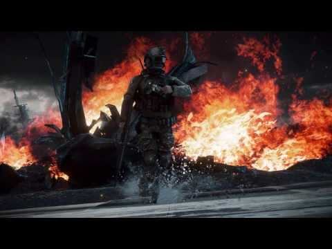 "[BF4]Battlefield4 OST ""Mission In Shanghai"""