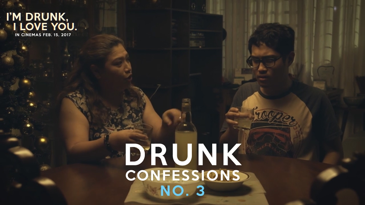 Drunk Confessions No. 3 | Tita & Ben | I'm Drunk, I Love You | JP Habac  | pinoy movies