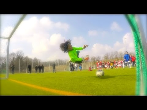 Thumbnail: Seven Year Old Goalkeeper Bobby - Amazing Saves Best Of Summer Season 2015