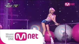 Mnet [엠카운트다운] Ep.383 : 효민(Hyomin) - 나이스바디(Nice Body) + 척했어(Fake It) @M COUNTDOWN_140703