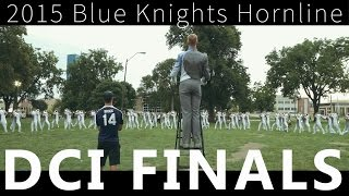 2015 Blue Knights Hornline | FINALS LOT in 4K
