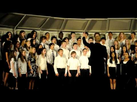 The Tide Rises, Monroe Woodbury Middle School Chamber Choir