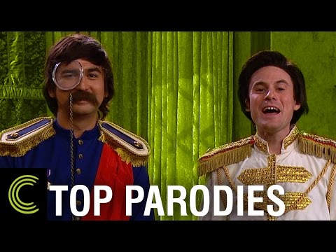 The Top Parodies of Studio C