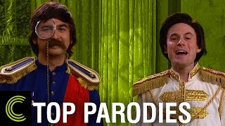 The Top Parodies of Studio C thumbnail