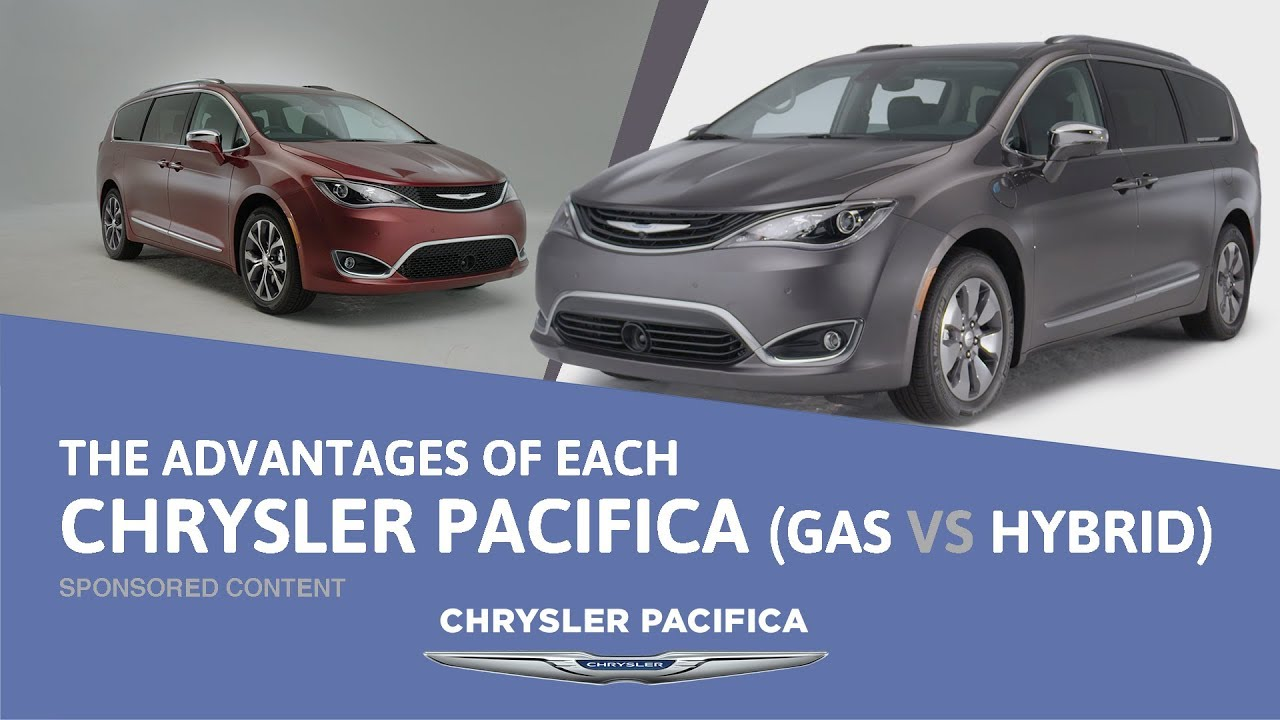 The Advantages of Each Chrysler Pacifica - Sponsored Content - Dauer: 2 Minuten, 23 Sekunden