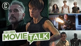 """Terminator 6: Why Mackenzie Davis Might """"Scare the F-ck Out of You"""" - Movie Talk"""