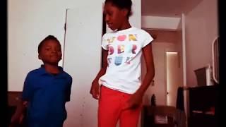 The Kayla and kayden show just dance,ninja  turtle  game 😎