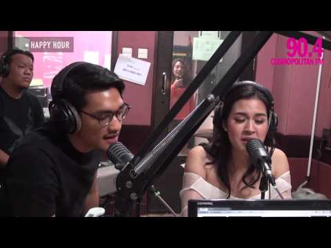Happy Hour with Afgan feat Raisa - Percayalah