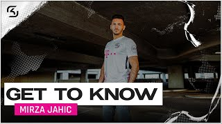 GET TO KNOW: MIRZA JAHIC  |  FIFA PLAYER  |  SK FIFA