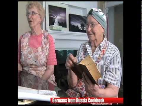 Germans from Russia Heritage Cookbook