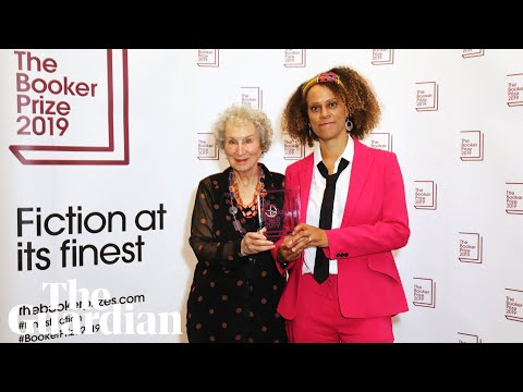 Backlash after Booker awards prize to two authors