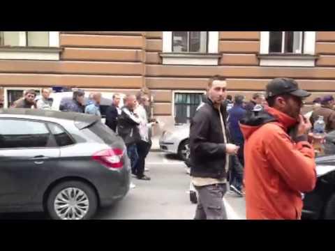 Sarajevo Protest II