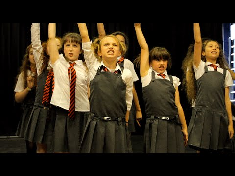 School Song Matilda the Musical   Spirit Young Performers Company