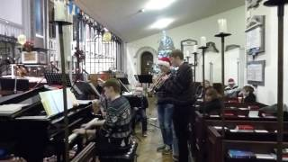 Christ Church Cheltenham Christingle 2016